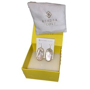 Kendra Scott earrings with box and bow. Great gift